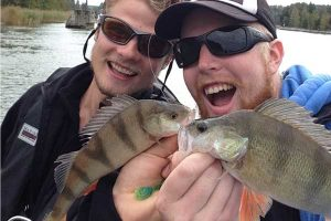 Ahvenen kalastusretket